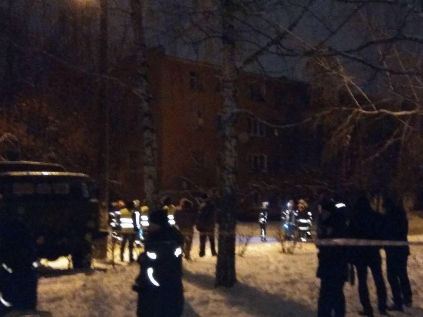 В Чернигове рухнуло общежитие (обновляется), фото-16