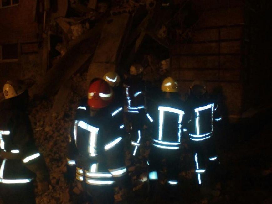 В Чернигове рухнуло общежитие (обновляется), фото-2