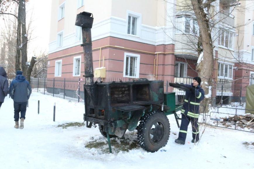 В Чернигове рухнуло общежитие (обновляется), фото-20