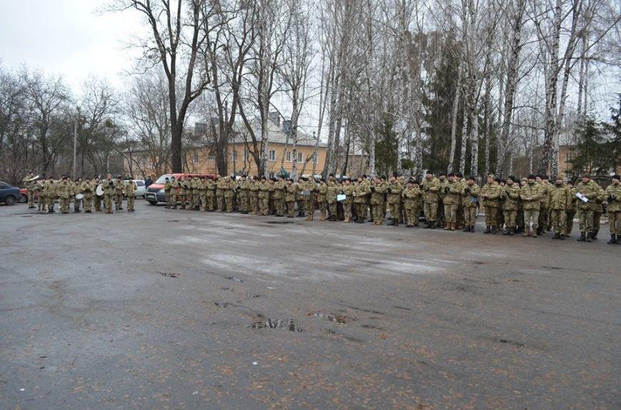 Новоград-Волинська РДА привітала військових у День Сухопутних військ, фото-6