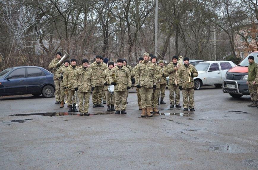 Новоград-Волинська РДА привітала військових у День Сухопутних військ, фото-5