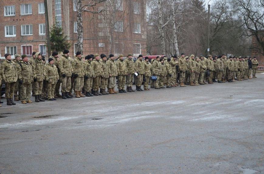 Новоград-Волинська РДА привітала військових у День Сухопутних військ, фото-1
