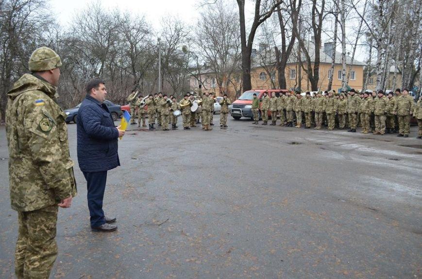 Новоград-Волинська РДА привітала військових у День Сухопутних військ, фото-4