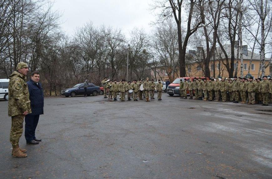 Новоград-Волинська РДА привітала військових у День Сухопутних військ, фото-2