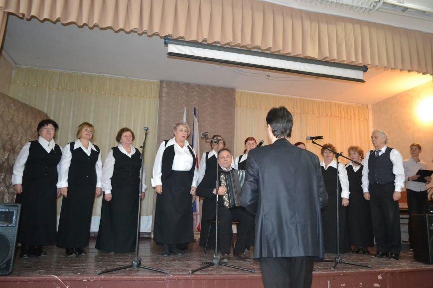 Лери Сванидзе поздравил школьников Алупки с Днем Конституции, фото-1