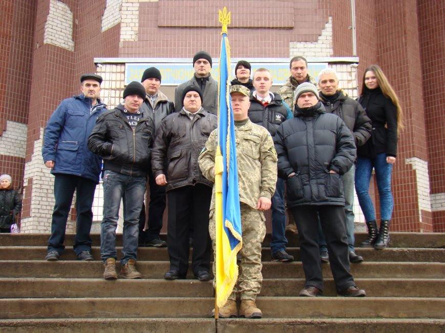 В Кривом Роге бойцам АТО вручили именные ордена и медали (ФОТО), фото-4
