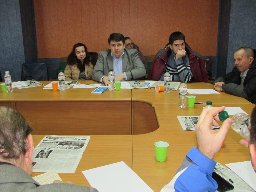 В Кривом Роге не отапливаются учебные корпуса ВУЗов (ФОТО), фото-1