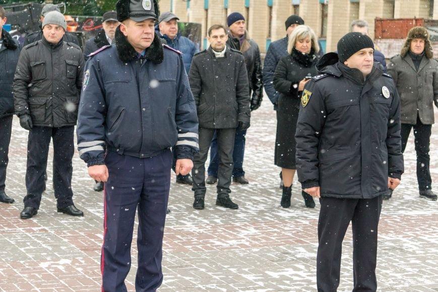 Автопарк патрульных машин в Каменском увеличился в три раза, фото-7