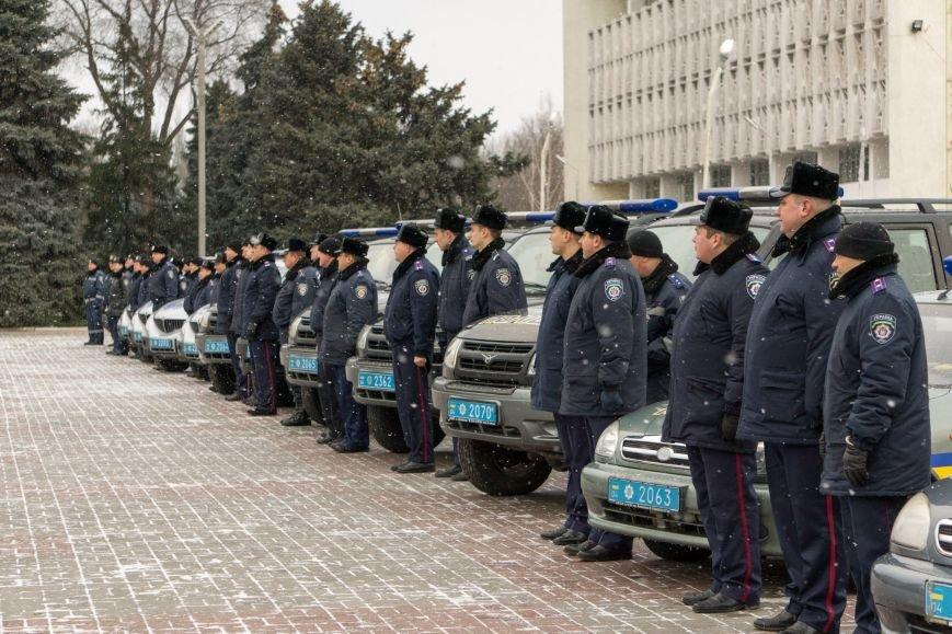 Автопарк патрульных машин в Каменском увеличился в три раза, фото-5