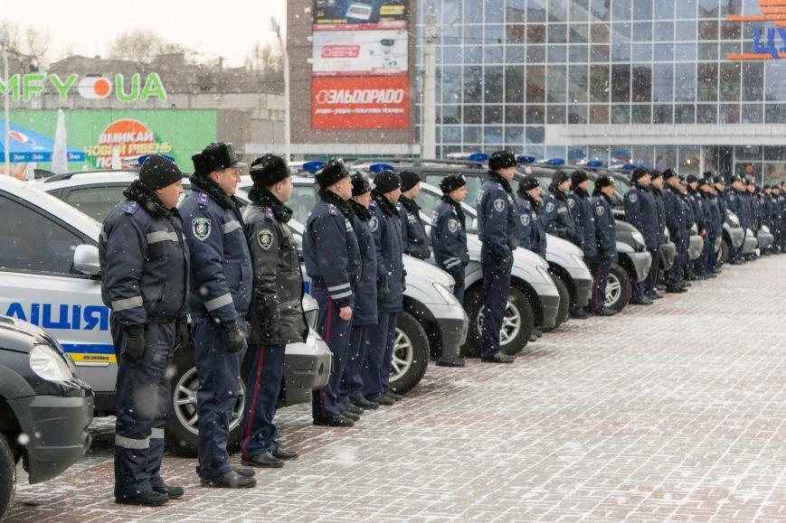 Автопарк патрульных машин в Каменском увеличился в три раза, фото-8
