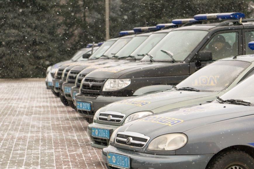 Автопарк патрульных машин в Каменском увеличился в три раза, фото-2