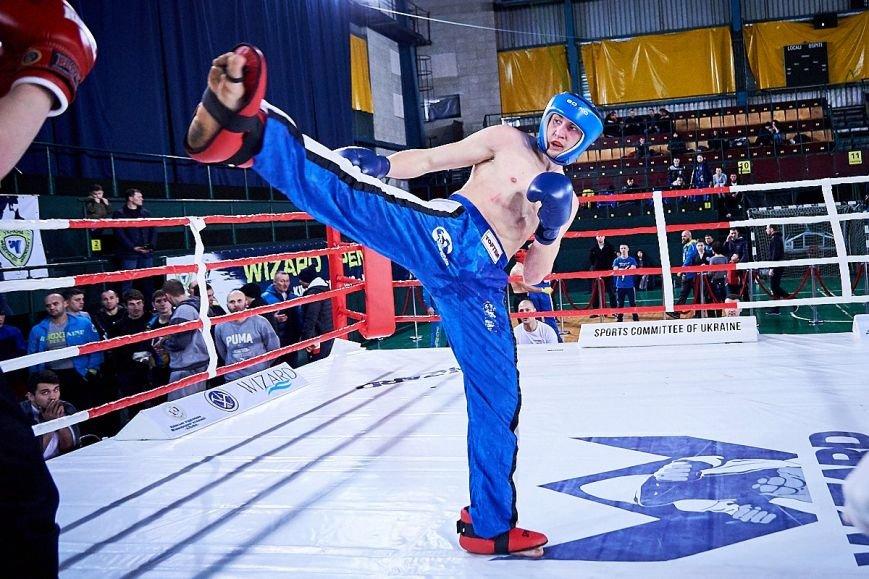 Мелитополец завоевал золото на престижном турнире по кикбоксингу (фото), фото-1