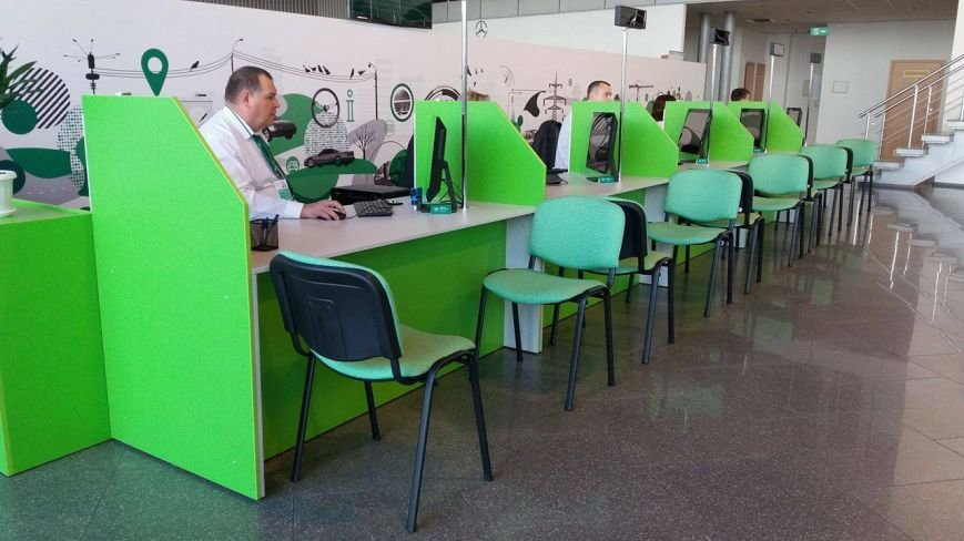 В Запорожье открылся сервисный центр МВД: с детским уголком и электронной очередью, - ФОТО, фото-8