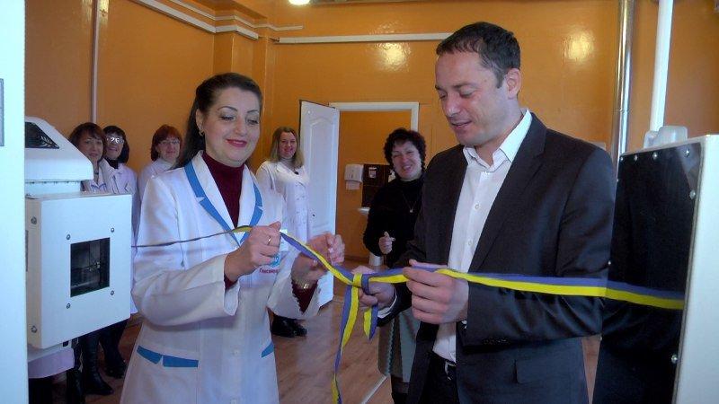Больница Каменского получила новый флюорограф, фото-1