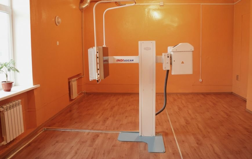 Больница Каменского получила новый флюорограф, фото-2