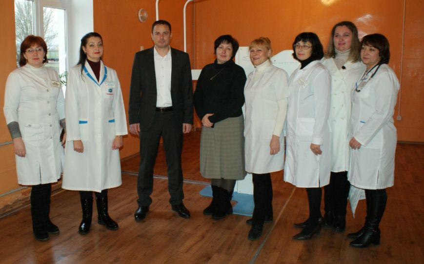 Больница Каменского получила новый флюорограф, фото-3