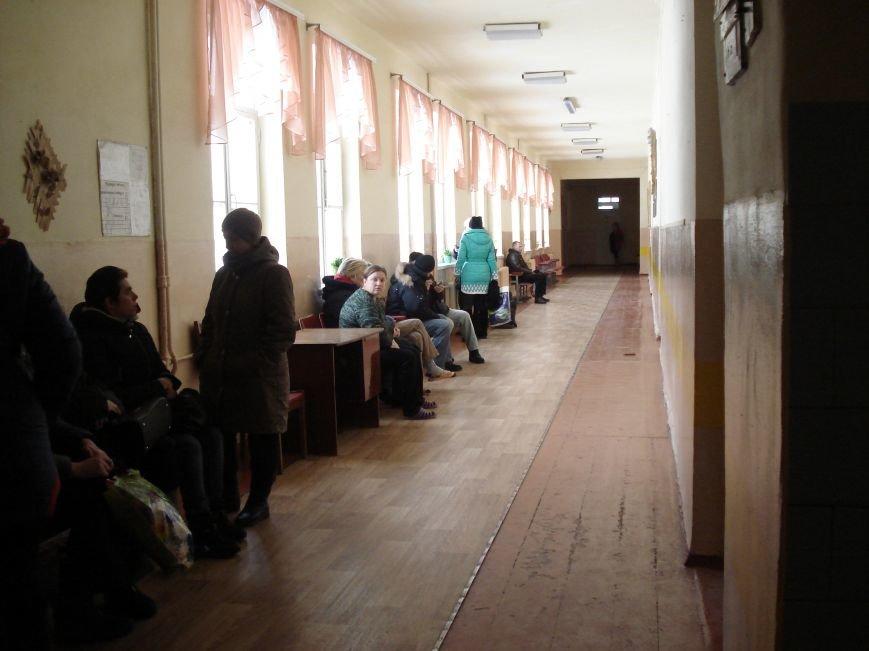 В школе №10 организовали координационный центр для пострадавших, фото-1