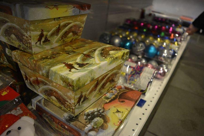 Разноцветный дождик, елочные игрушки и гирлянды. Покупаем новогодние украшения в Новополоцке за копейки, фото-8