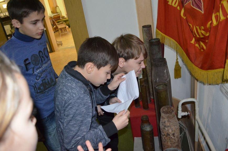 Школьники прошли лабиринтами истории в поисках артефактов (фото), фото-4