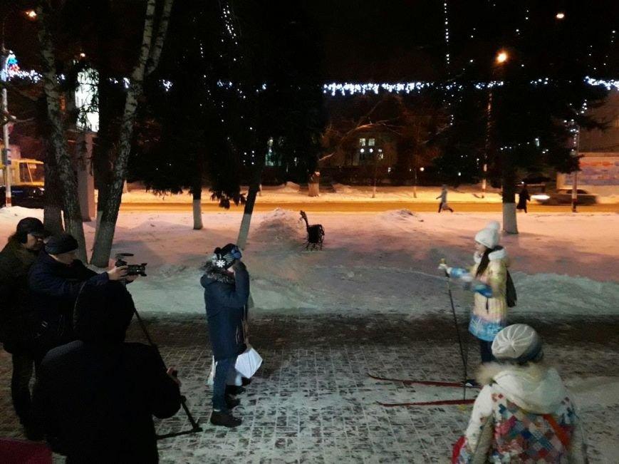 В Ульяновске снова снимают новогодние фильмы. ФОТО, фото-6