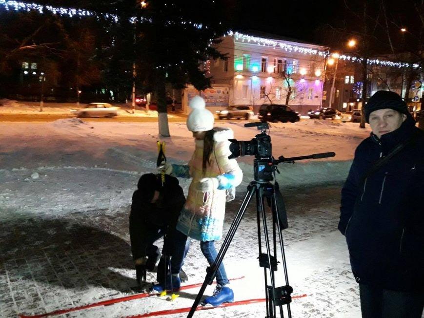 В Ульяновске снова снимают новогодние фильмы. ФОТО, фото-5