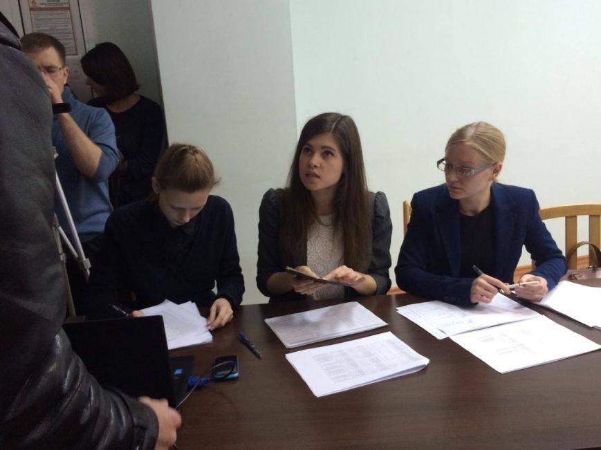 В Мариуполе распределение земли участникам АТО прошло со скандалом (ФОТО, ВИДЕО), фото-9