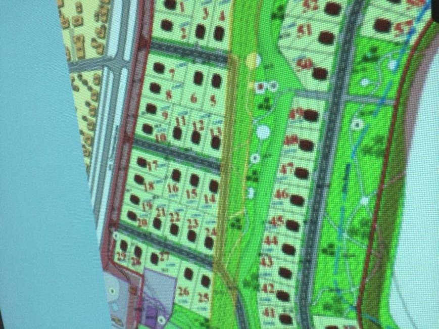 В Мариуполе распределение земли участникам АТО прошло со скандалом (ФОТО, ВИДЕО), фото-13