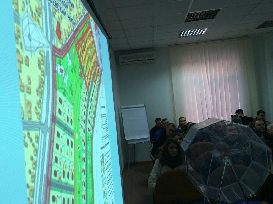 В Мариуполе распределение земли участникам АТО прошло со скандалом (ФОТО, ВИДЕО), фото-2
