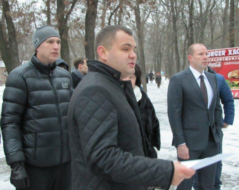 Мелитопольскому парку дадут новую жизнь (фото, видео), фото-1