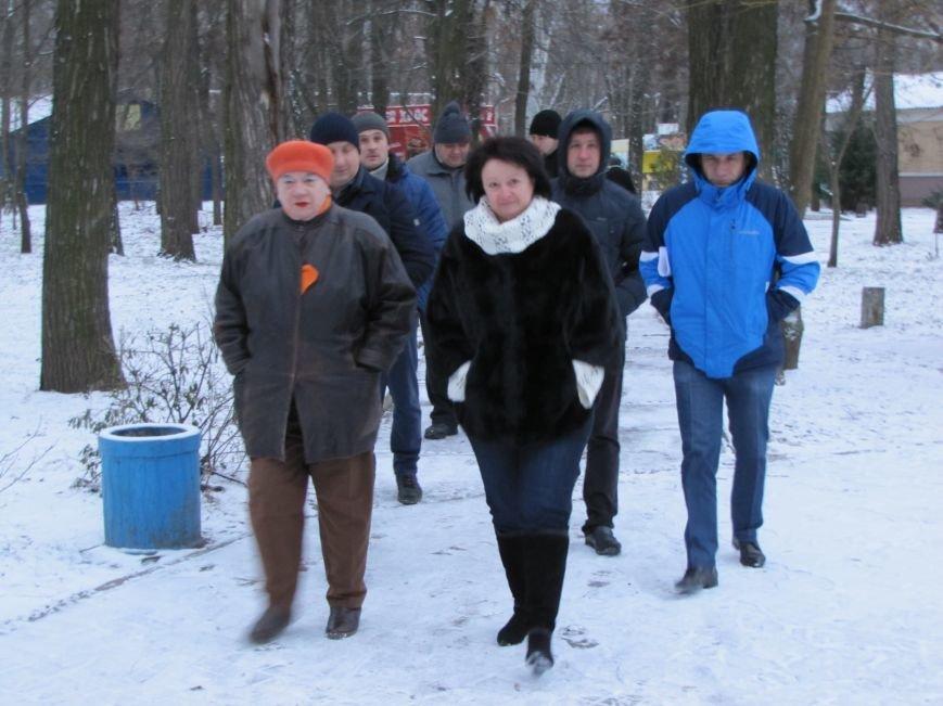 Мелитопольскому парку дадут новую жизнь (фото, видео), фото-6