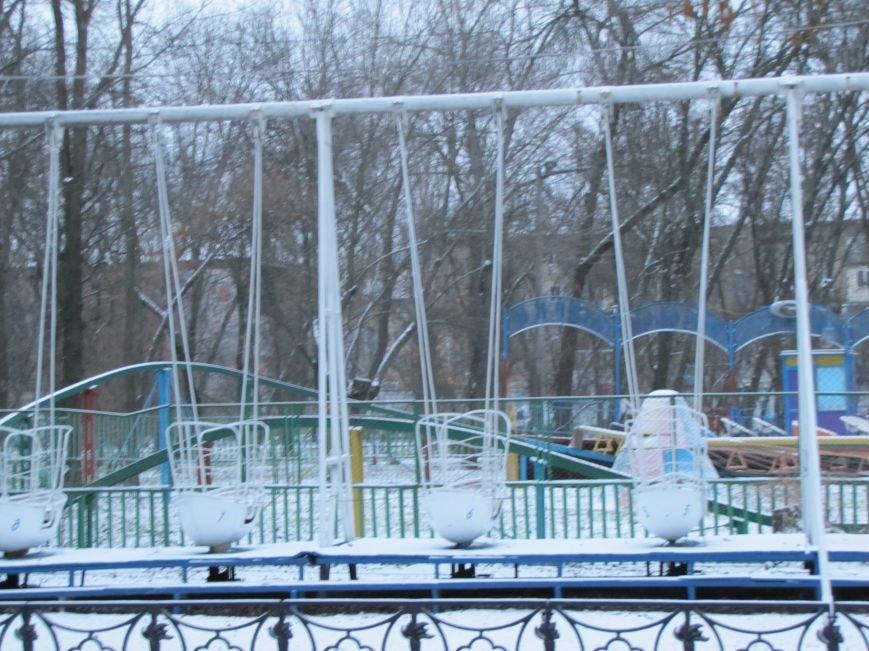 Мелитопольскому парку дадут новую жизнь (фото, видео), фото-18