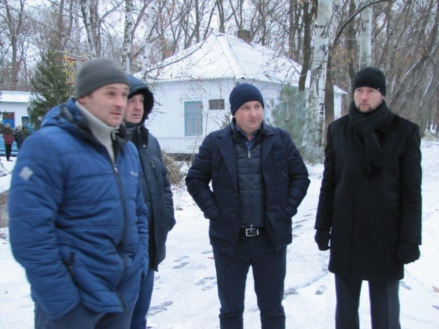 Мелитопольскому парку дадут новую жизнь (фото, видео), фото-7