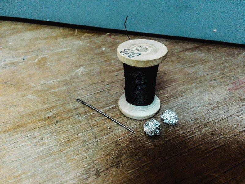 Медведя я решила превратить в мышь, или Как мы учились шить игрушки Амигуруми на мастер-классе в Новополоцке, фото-8