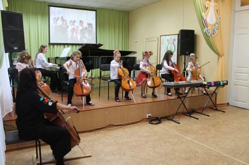 В Бахмутской школе искусств появились новые инструменты, фото-5