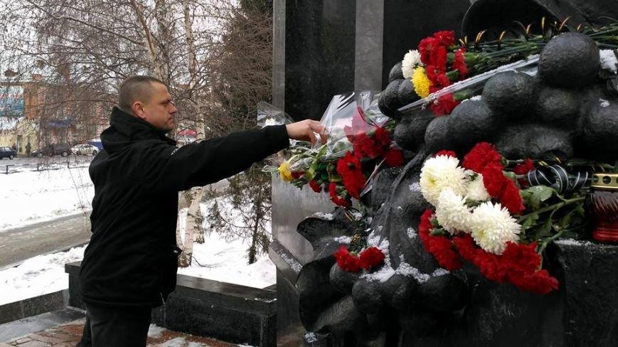 Полтавчане почтили память чернобыльцев, фото-1