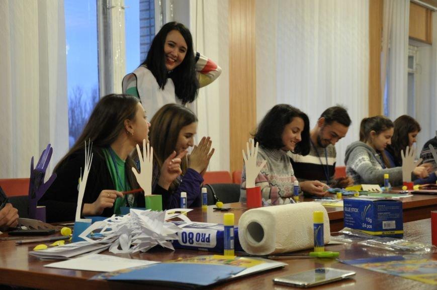 Студенты Бахмута приняли участие в форуме самоуправления, фото-7
