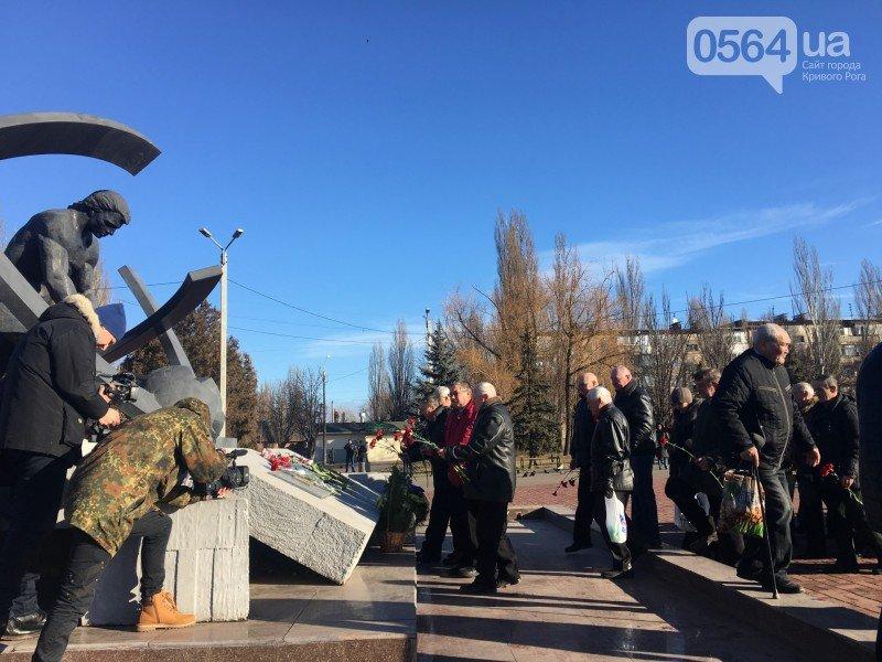 В Кривом Роге чествовали ликвидаторов последствий аварии на Чернобыльской АЭС (ФОТО), фото-11