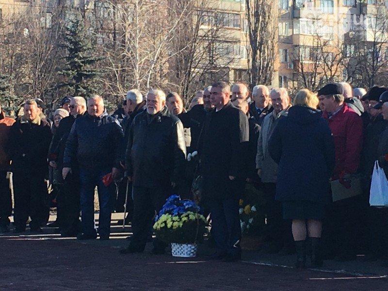 В Кривом Роге чествовали ликвидаторов последствий аварии на Чернобыльской АЭС (ФОТО), фото-6