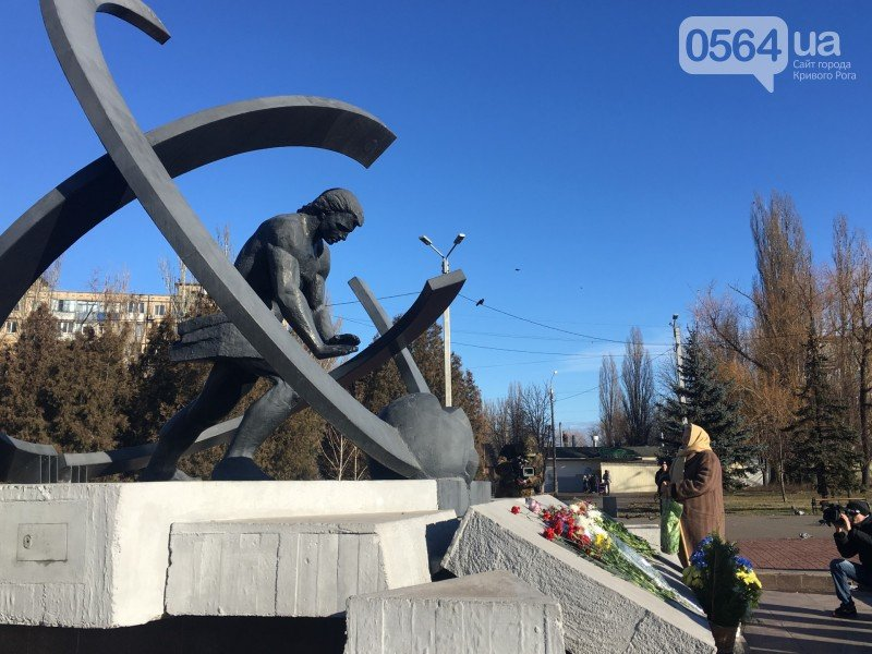 В Кривом Роге чествовали ликвидаторов последствий аварии на Чернобыльской АЭС (ФОТО), фото-21