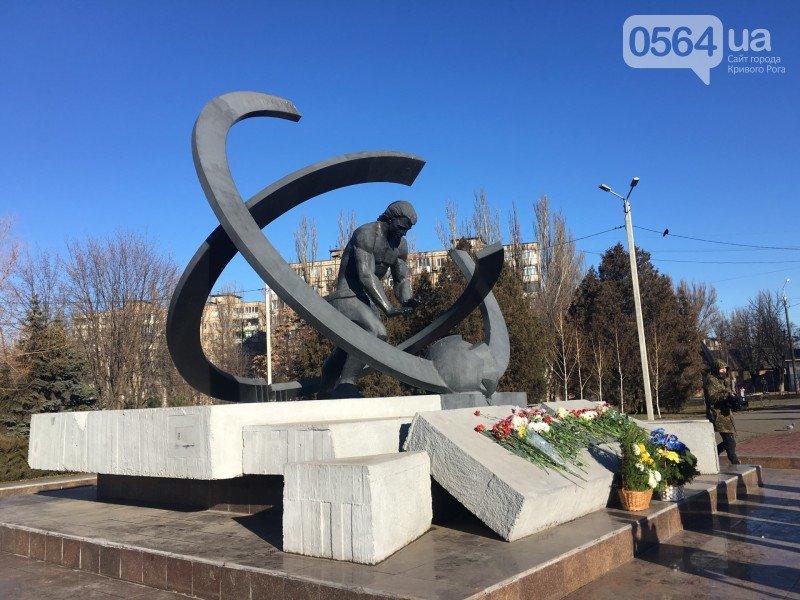 В Кривом Роге чествовали ликвидаторов последствий аварии на Чернобыльской АЭС (ФОТО), фото-22