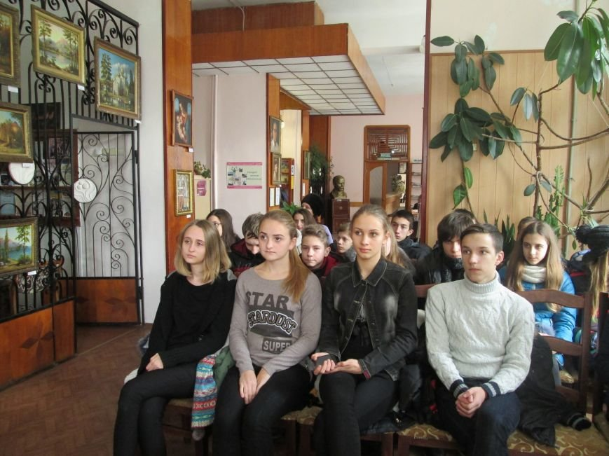 Школьникам Каменского рассказали о ликвидаторах аварии в Чернобыле, фото-2