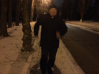 Тернополяни у соцмережах публікують фото вечірньої пробіжки радника Арсена Авакова (ФОТО), фото-1