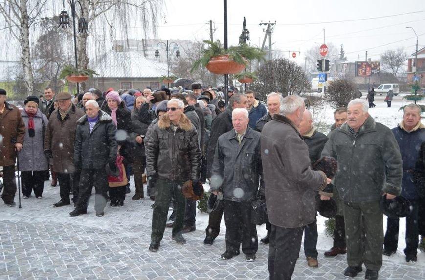 У районі та місті вшанували ліквідаторів аварії на Чорнобильській АЕС, фото-5