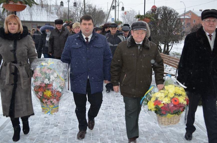 У районі та місті вшанували ліквідаторів аварії на Чорнобильській АЕС, фото-2