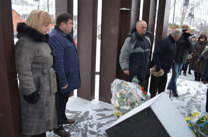 У районі та місті вшанували ліквідаторів аварії на Чорнобильській АЕС, фото-3