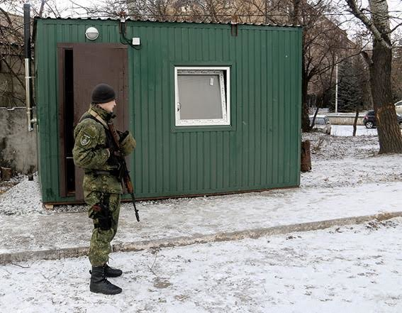 Три утепленных блок-модуля полицейских появилисьв Мариуполе (ФОТО), фото-6
