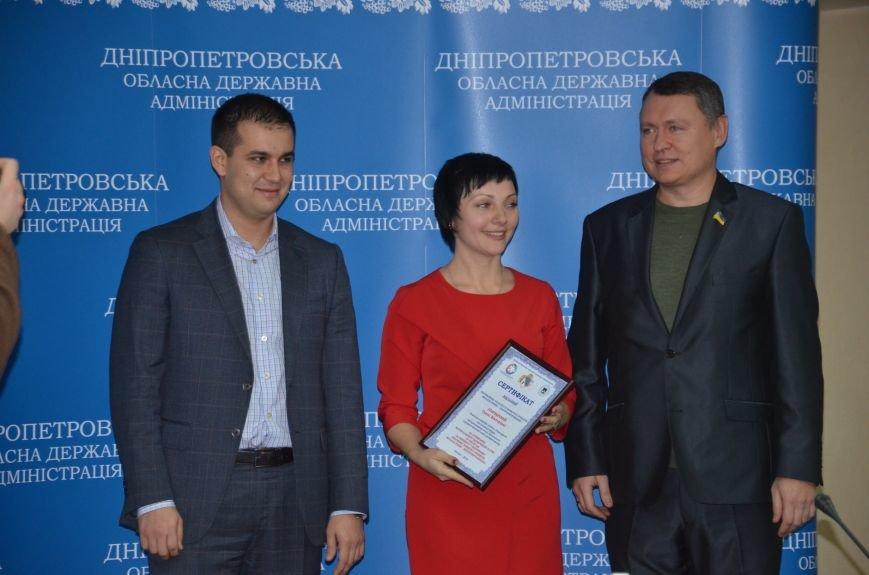 В Днепре наградили лучших молодых ученых области (ФОТО), фото-9