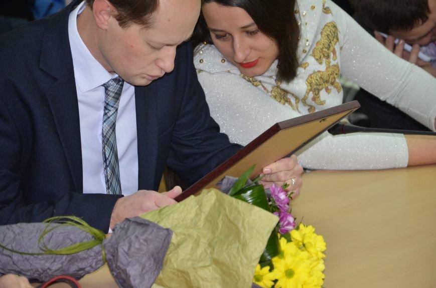 В Днепре наградили лучших молодых ученых области (ФОТО), фото-6