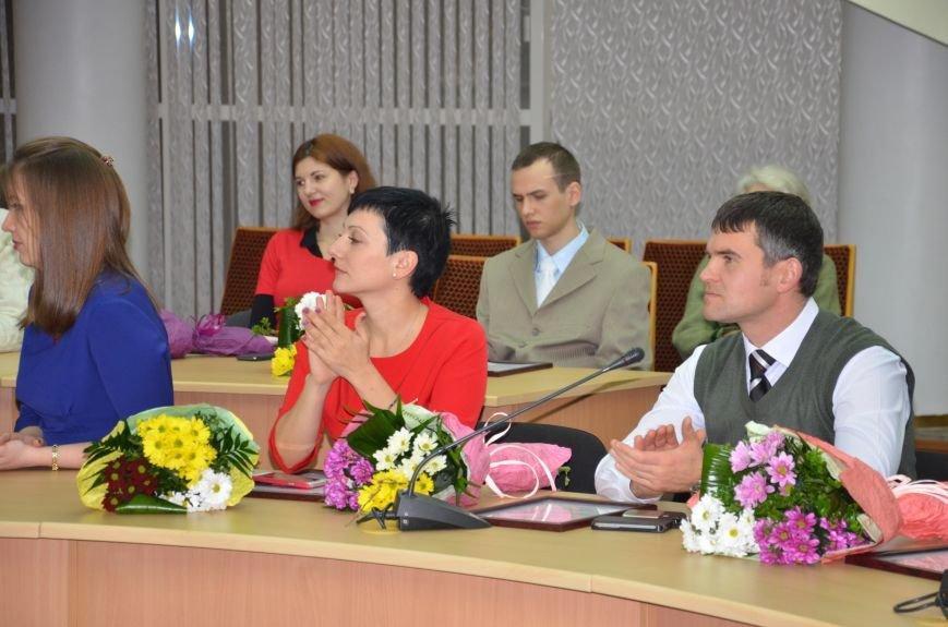 В Днепре наградили лучших молодых ученых области (ФОТО), фото-12