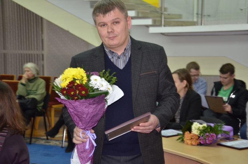 В Днепре наградили лучших молодых ученых области (ФОТО), фото-11
